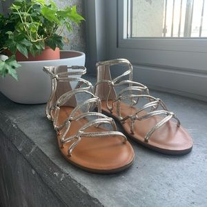 Lucky Brand Anisha in Platinum Luther